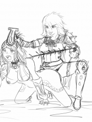Bellona and Neith
