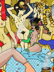 Aphrodite, Artemis, Awilix, Bastet, Bellona, Chang'e, Freya, Kali and Nemesis