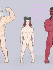 Ne Zha, Ravana and Zeus