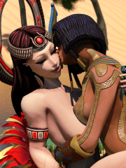 Isis and Neith