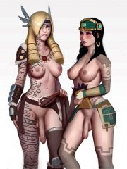 Awilix and Freya