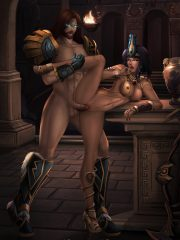 Neith and Thor