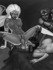 Agni, Awilix, Hades and Sol